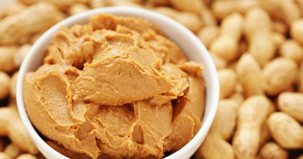 nut butter with high in antioxidant concentration