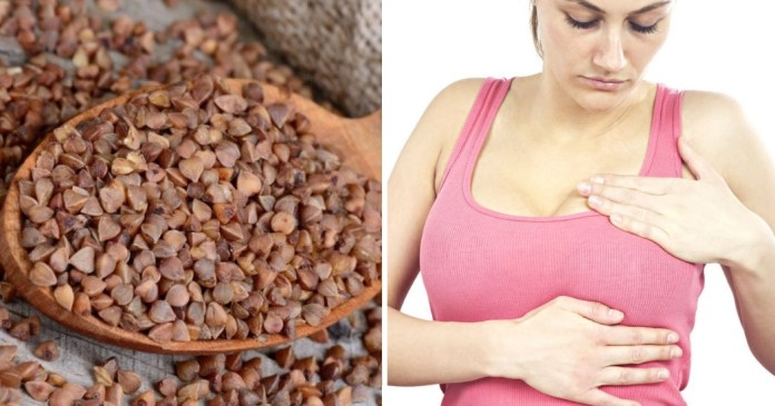 prevent breast cancer with buckwheat