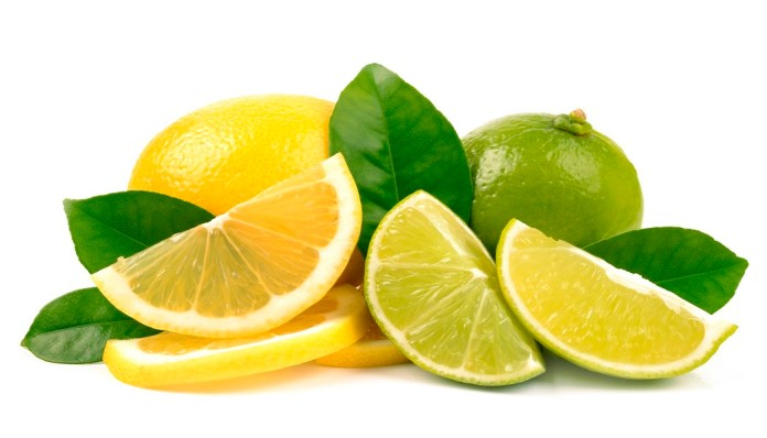 remove back acne with lemon