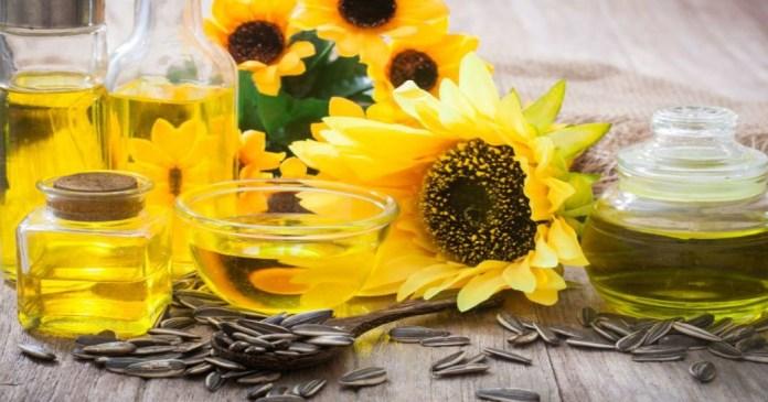 sunflower oil for babies