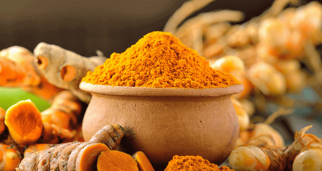 turmeric to treat cystic acne scars