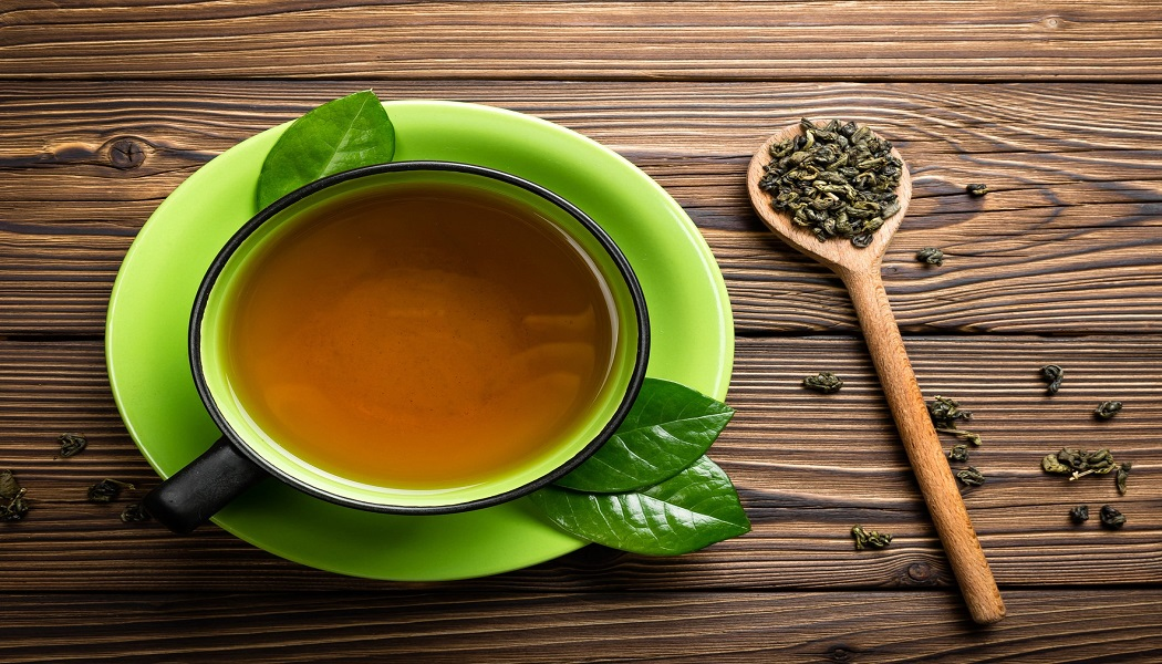 green tea home remedies for anal yeast infection