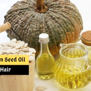 Pumpkin Seed Oil for hair