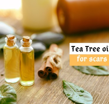 Tea Tree oil for scars
