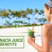 benefits of spinach juice