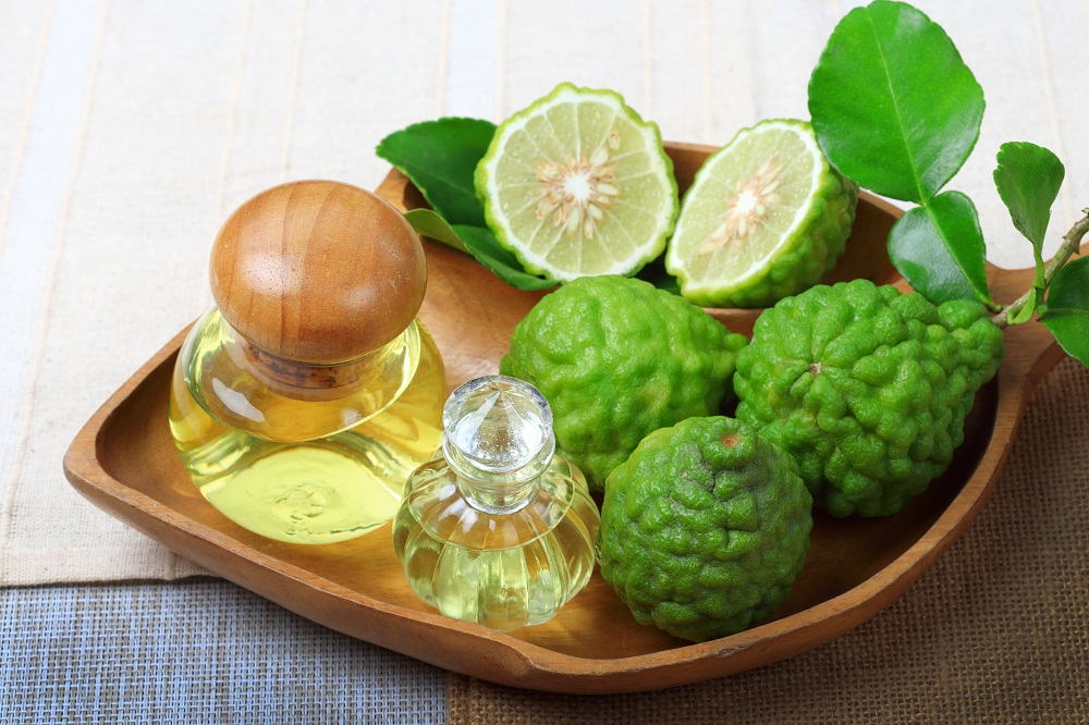 bergamot essential oil for anger