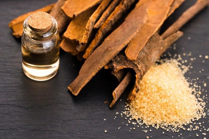 cinnamon essential oil for PCOS