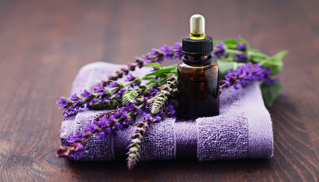 clary sage essential oil for pms