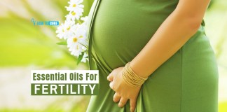 essential oils for fertility