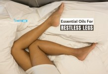 essential oils for restless legs