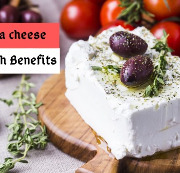 feta cheese health benefits