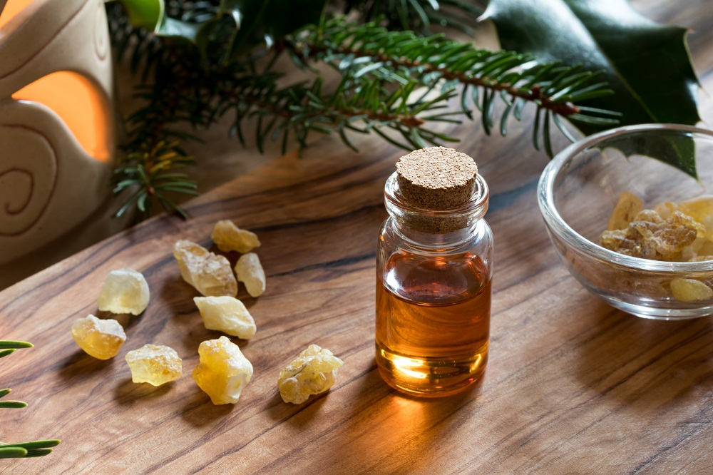 frankincense essential oil for lupus