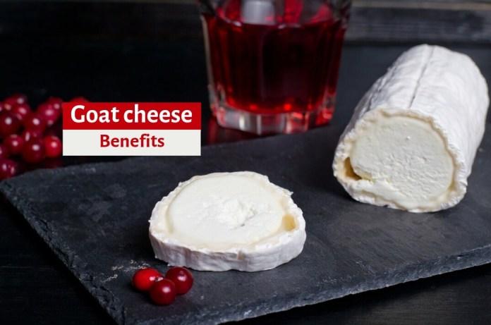 goat cheese benefits