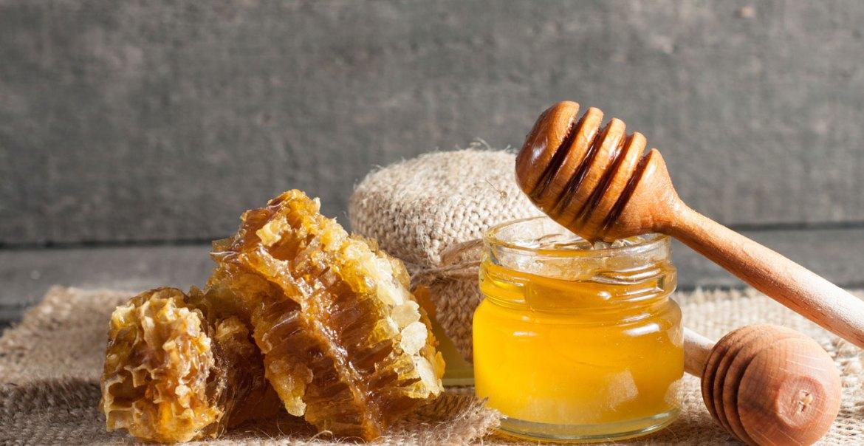 honey reduces sunspots