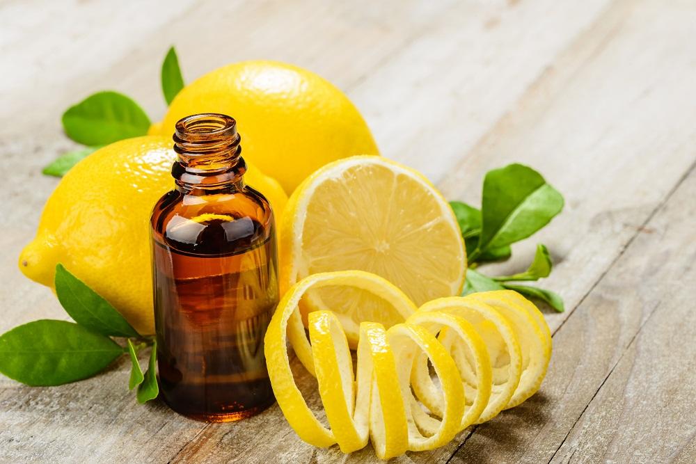 lemon essential oil for bee stings
