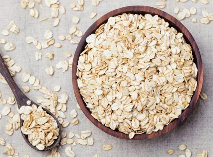 oats for getting rid of sunspots