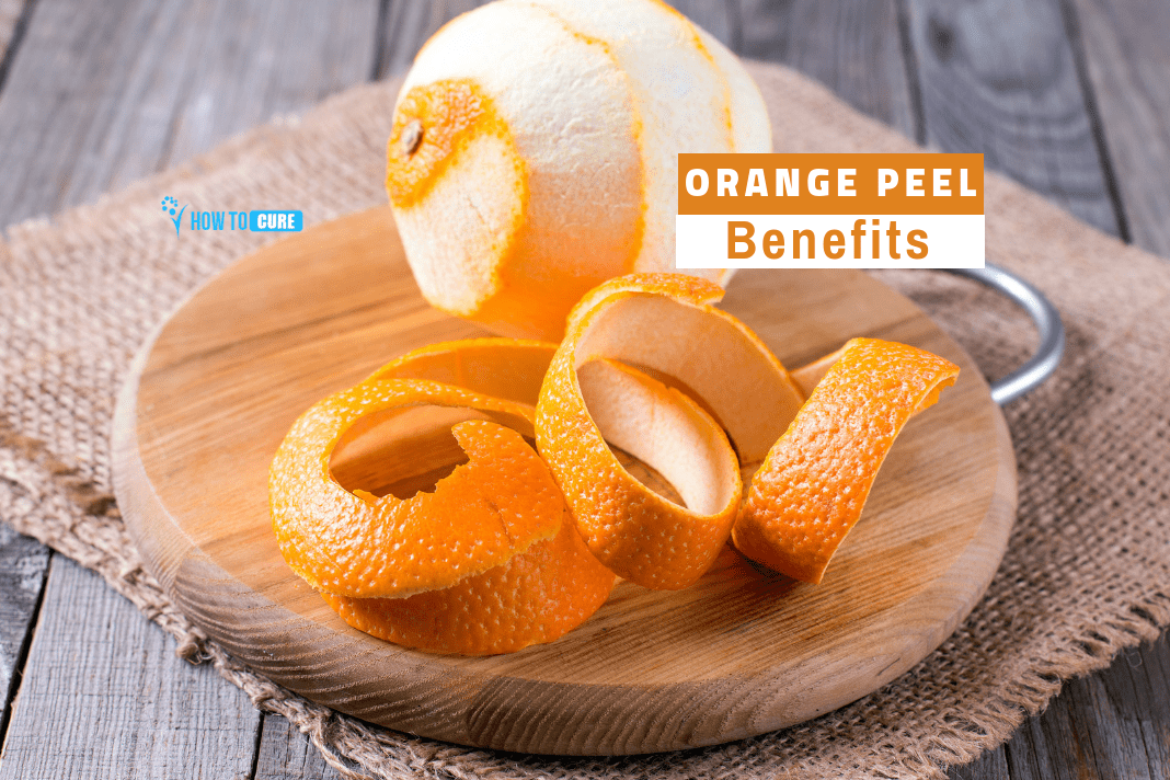 orange peel benefits