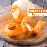 orange peel benefits