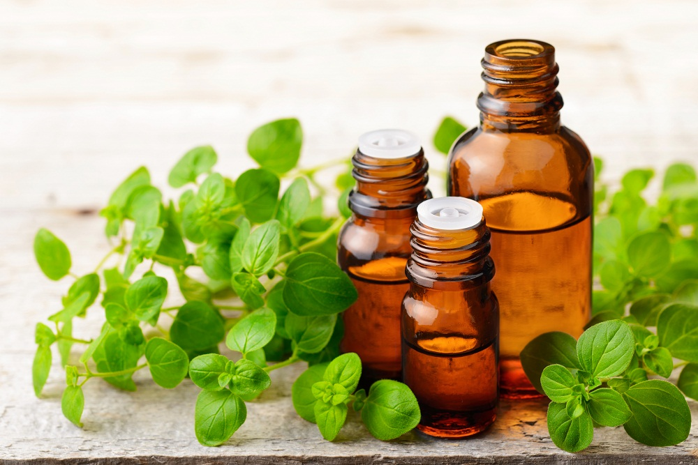 oregano essential oil for seasonal allergies
