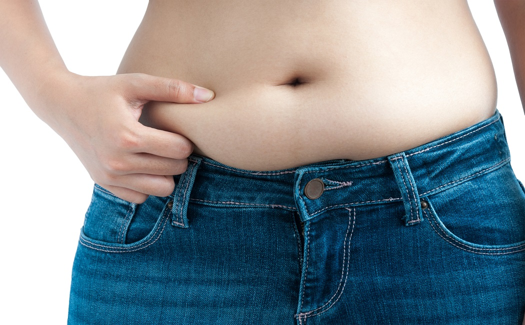 parsley juice for the cure of bloating