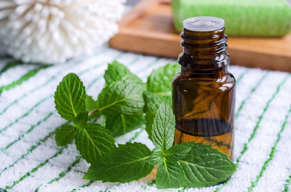 peppermint essential oil for irritable bowel syndrome