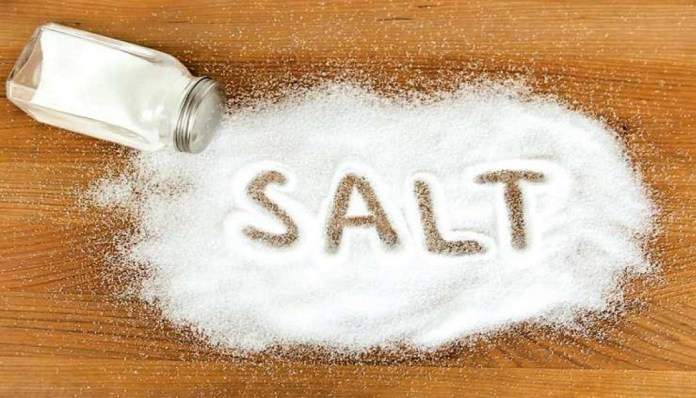 salt for treat cold sores