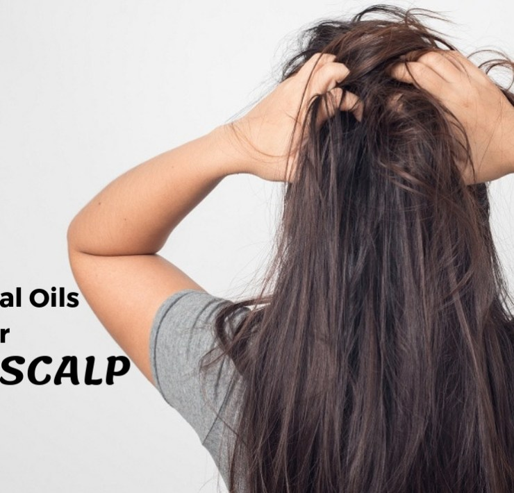 Essential Oils for dry scalp