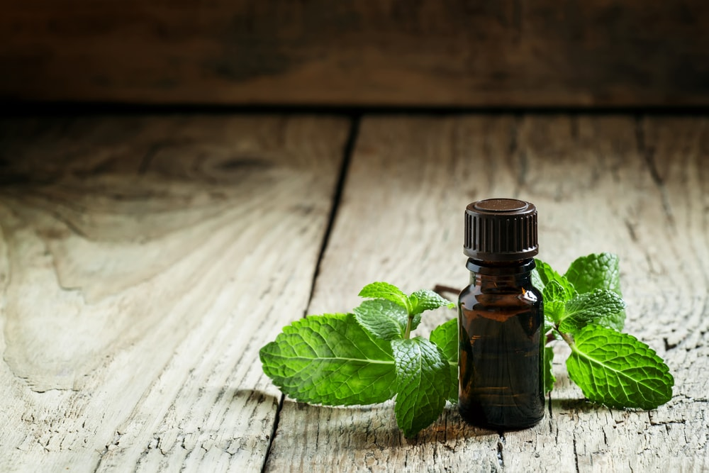 Peppermint oil-min
