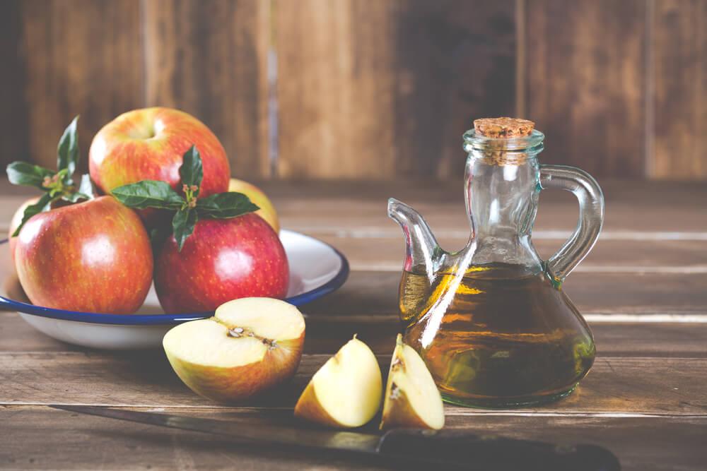 Apple cider veniger for impetigo