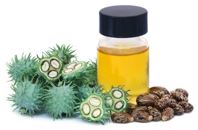 casto oil for labour