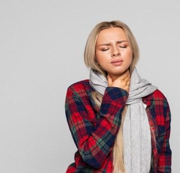 dry throat
