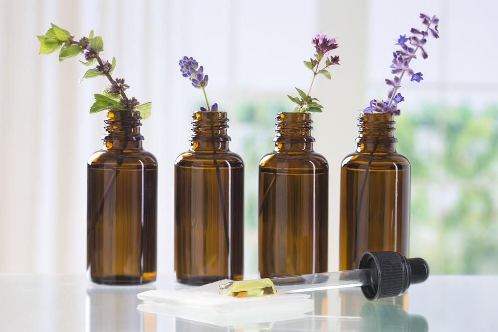 essential oils types
