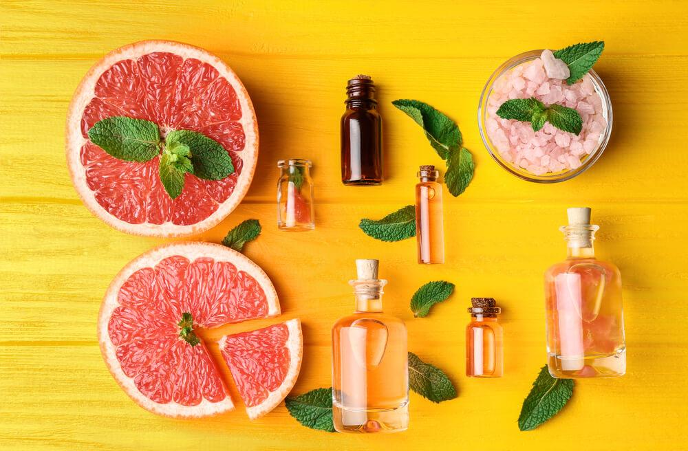 grapefruit oil for lipomas