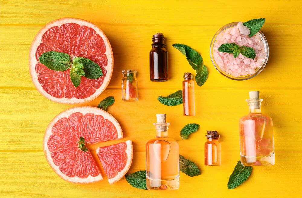 grapefruit oil for lipomas