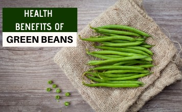 health benefits of green beans