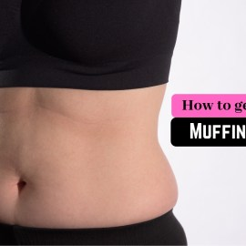 how to get rid of muffin top