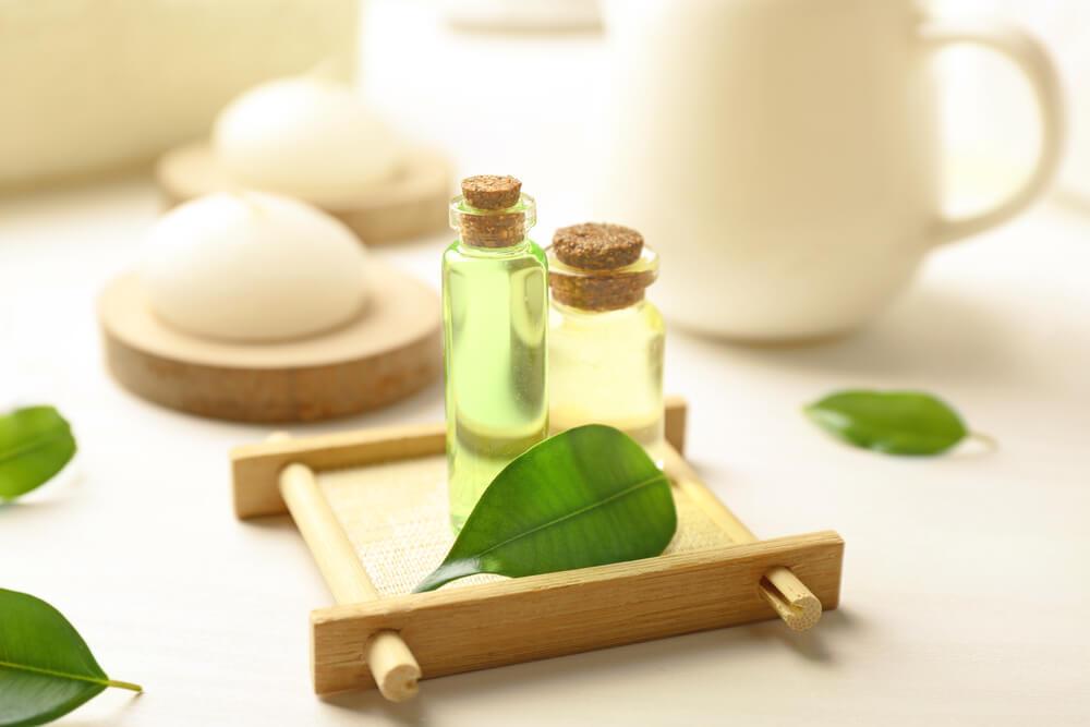 tea tree oil for keratosis