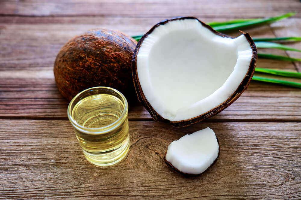 use coconut oil