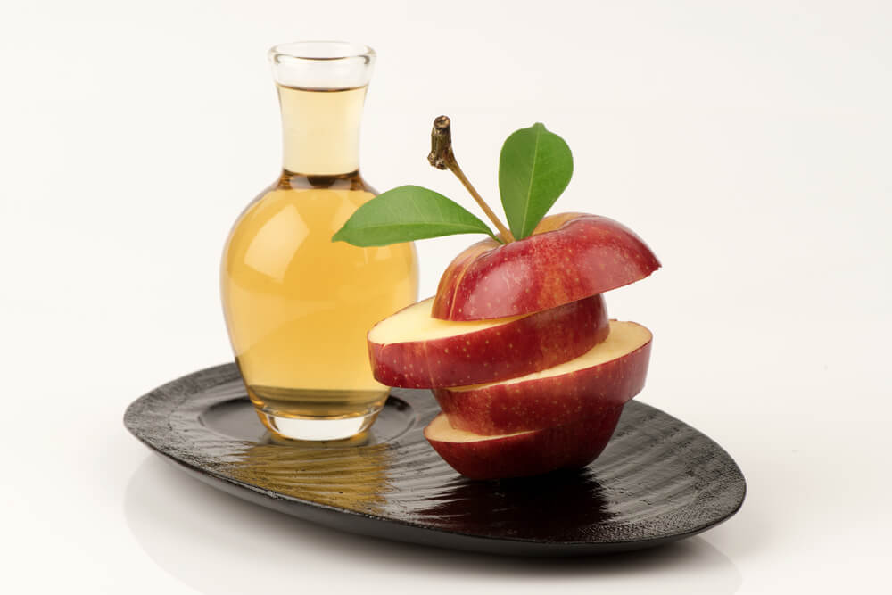 Apple cider vinegar for constipation