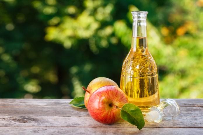 Apple cider vinegarl