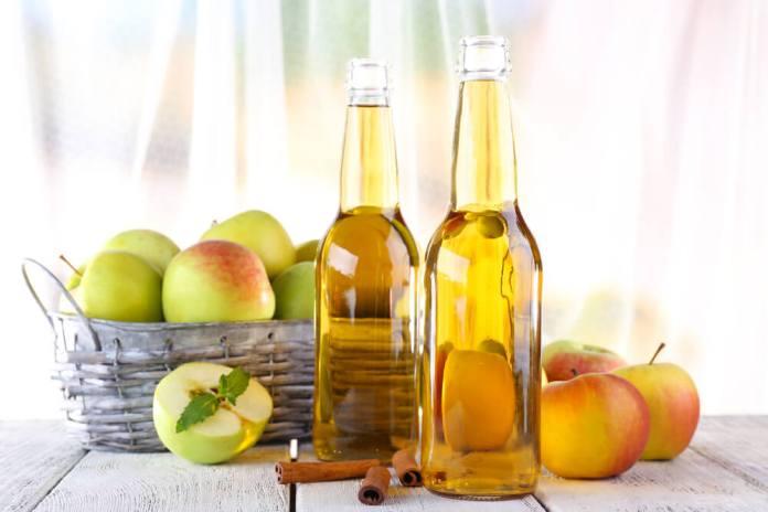 Apple Cider vinegar for strep throat