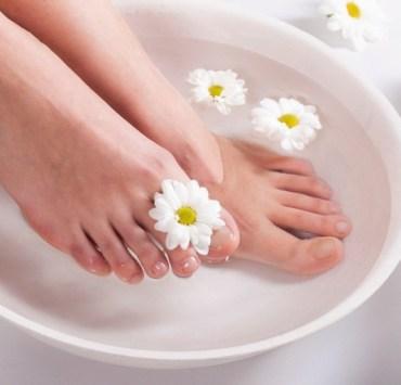 Epsom Salt for feet