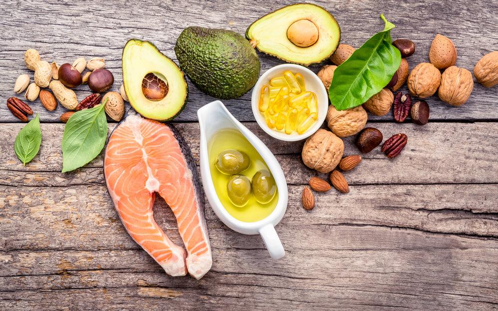 Good fat supplements