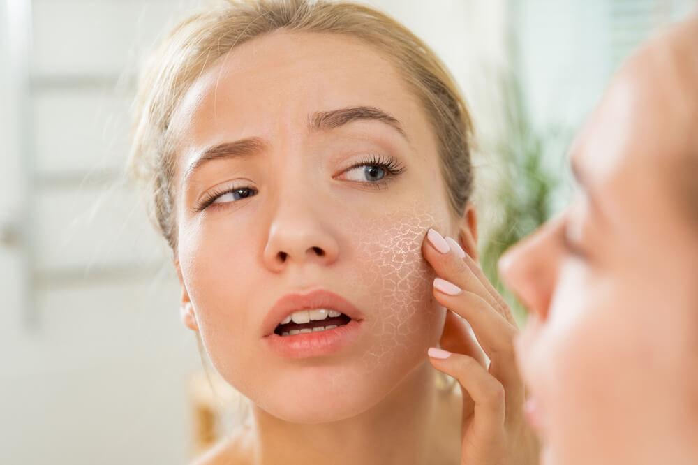 Soothe skin irritation