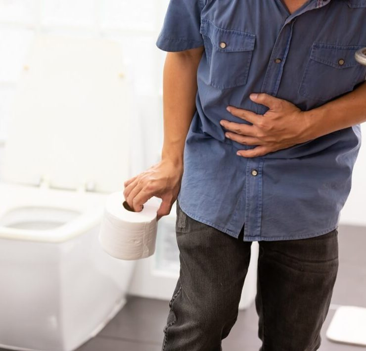 baking soda for constipation