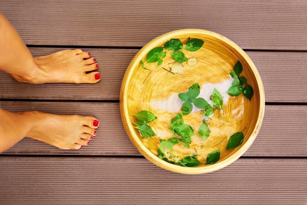 detox foot soak