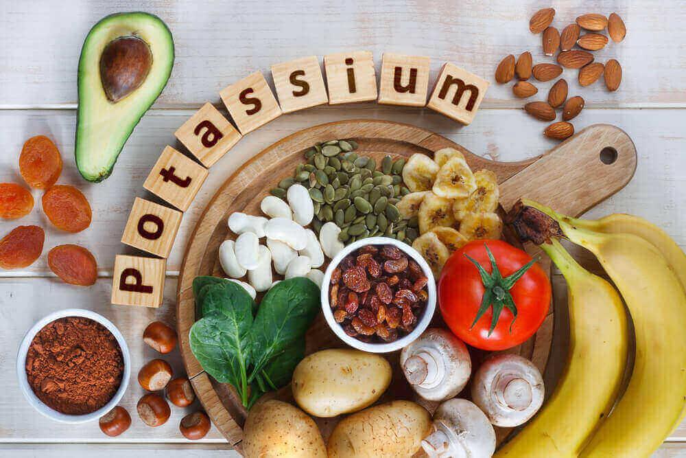pottasium
