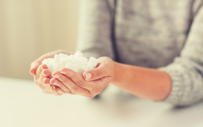 sugar for normal health condition