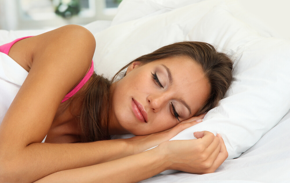 Aloe Vera Gel While Sleeping