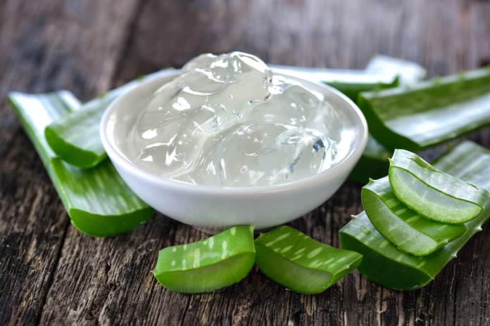other benefits of Aloe Vera for dry eyes